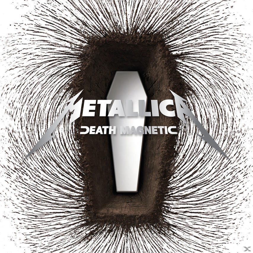 DEATH MAGNETIC (2LP)