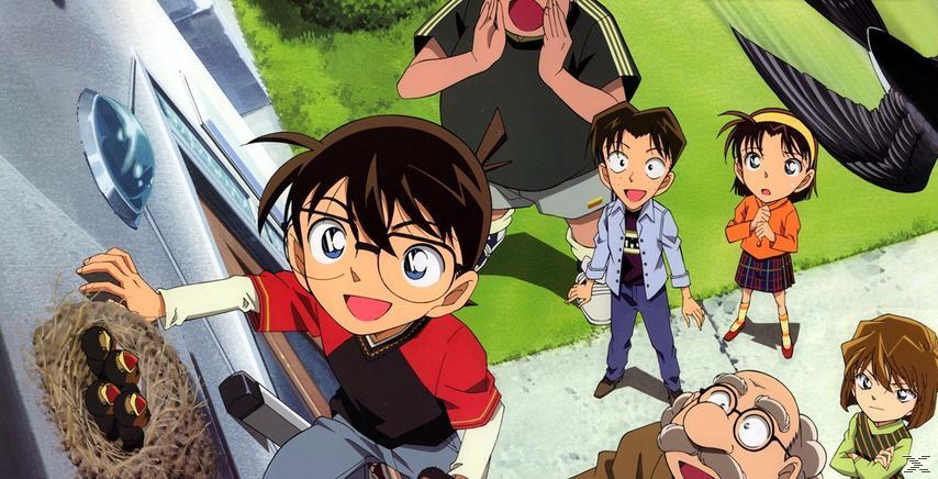 Detektiv Conan – 18. Film: Der Scharfschütze aus einer anderen Dimension (Coll. Edt. + Plüschfigur) - (Blu-ray)