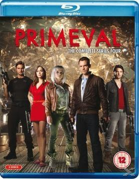 Primeval - The Complete Series Four Doppel-Bluray