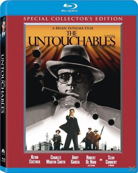 Οι αδιάφθοροι [Blu-Ray]
