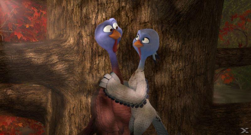 Free Birds - Esst uns an einem anderen Tag - (Blu-ray)