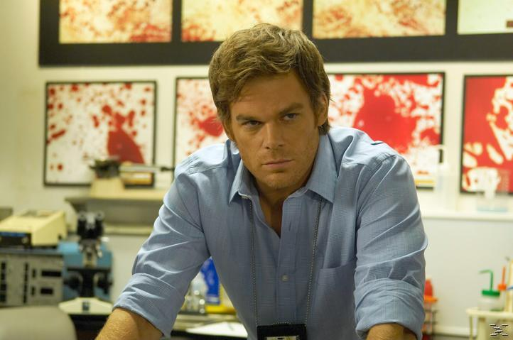 Dexter - Staffel 4 - (Blu-ray)