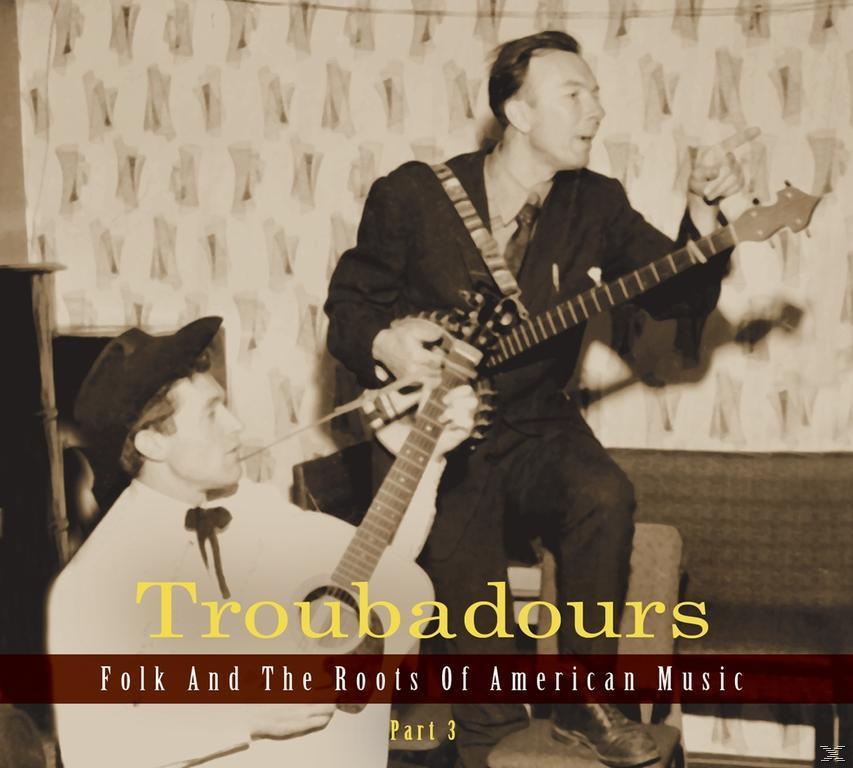TROUBADOURS 3.. (ENGLISH) (3CD)