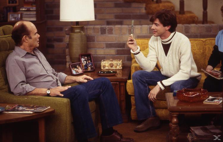 Die wilden Siebziger - Staffel 7 [Blu-ray]