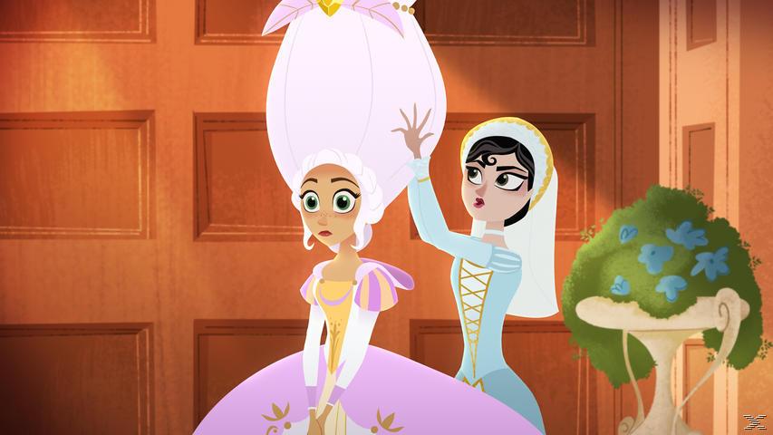 Rapunzel – Für Immer Verföhnt - (DVD)