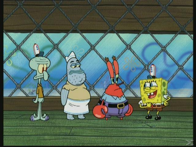 SpongeBob Schwammkopf – Freund oder Verräter? [DVD]