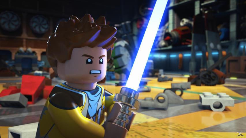 Lego Star Wars - Die Abenteuer Der Freemaker - Staffel 1 - (DVD)
