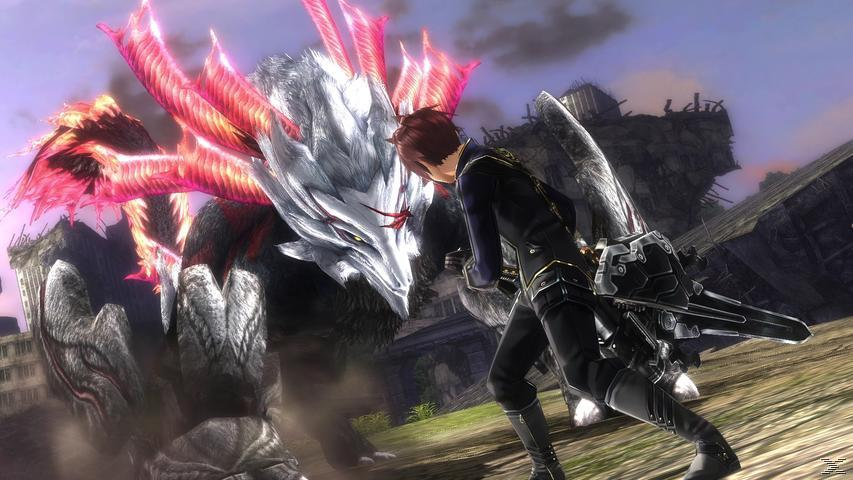 God Eater Resurrection - God Eater 2 PS Vita