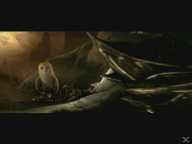 Die Legende Der Wächter - (Blu-ray)
