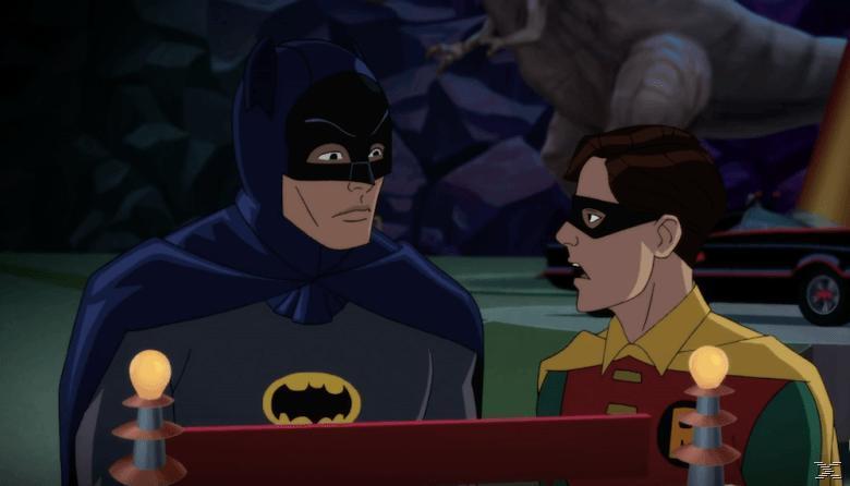 Batman: Return of the Caped Crusaders - (DVD)