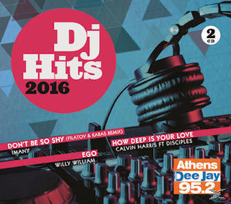 D.J HITS 2016