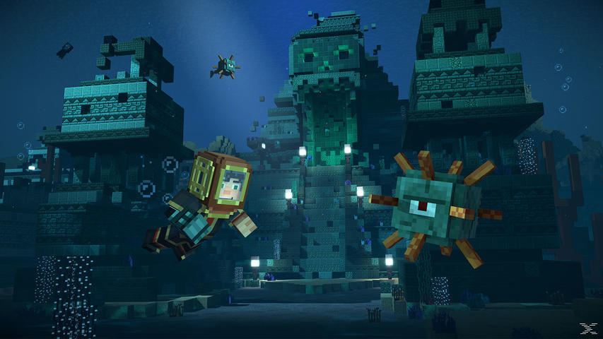 Minecraft Story Mode - Season 2 (Xbox One)