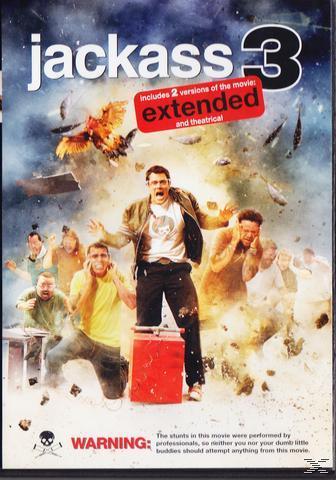 Jackass 3 Extended Version