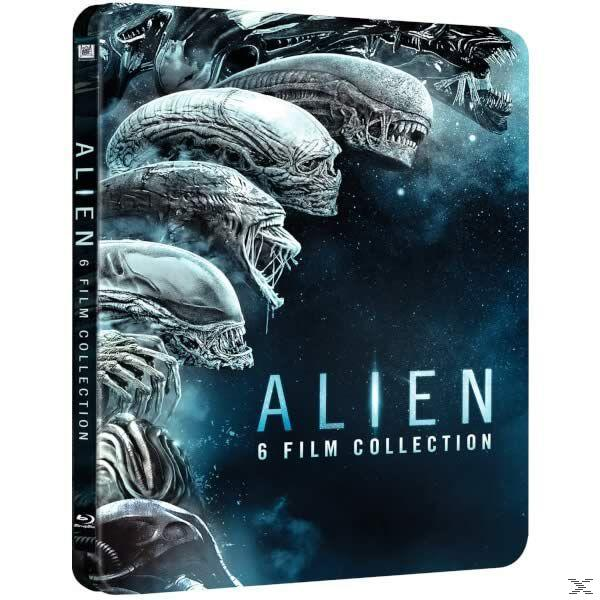 ALIEN COLLECTION STLB [6BLU RAY]