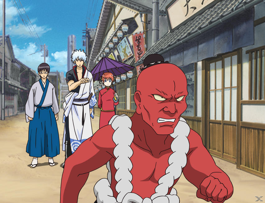 Gintama - Vol 3 (Episoden 25-37) - (Blu-ray)