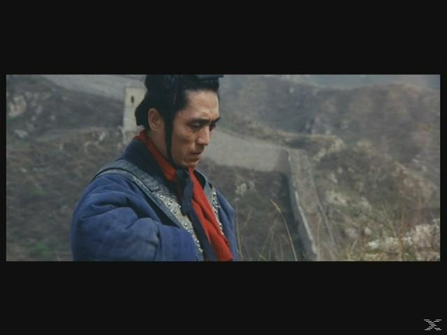 Dynasty Warrior - Der Krieger des Kaisers / Chin, der Krieger aus dem Jenseits - (DVD)