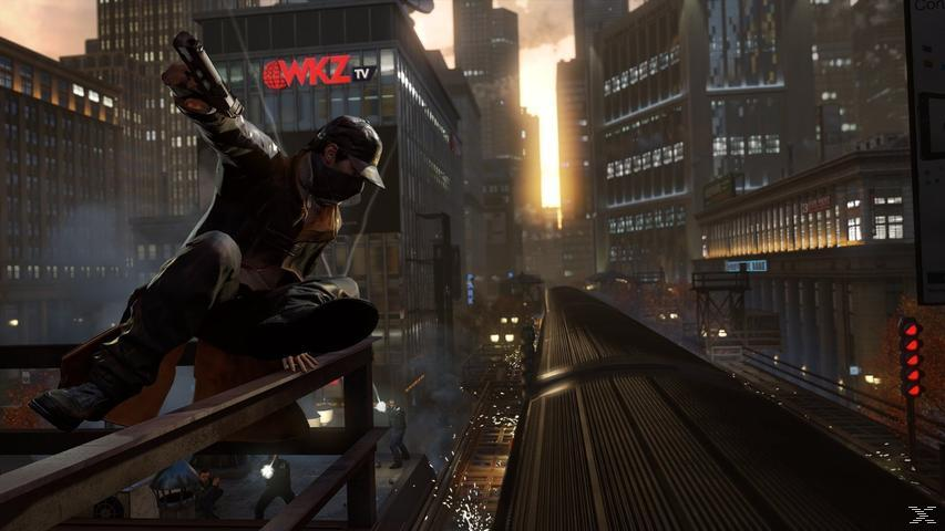 Watch_Dogs - Xbox One