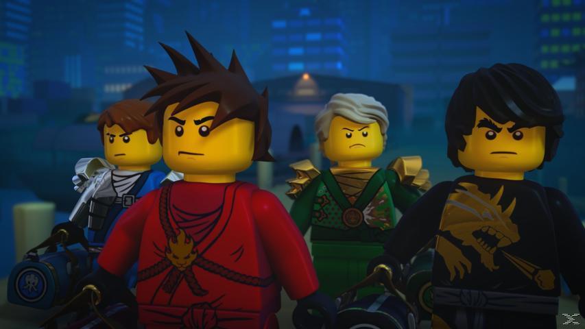 Lego Ninjago Staffel 4.1 [DVD]
