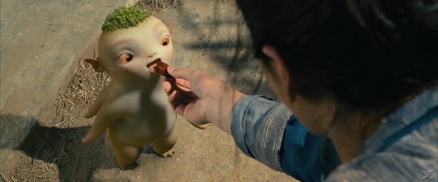 Monster Hunt - (3D Blu-ray)