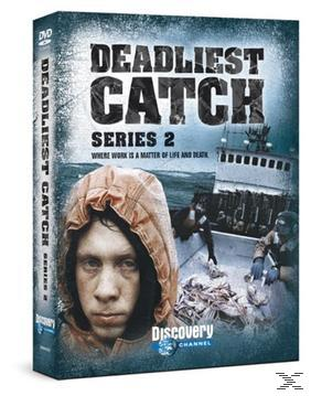 Deadliest Catch - Series 2 DVD-Box
