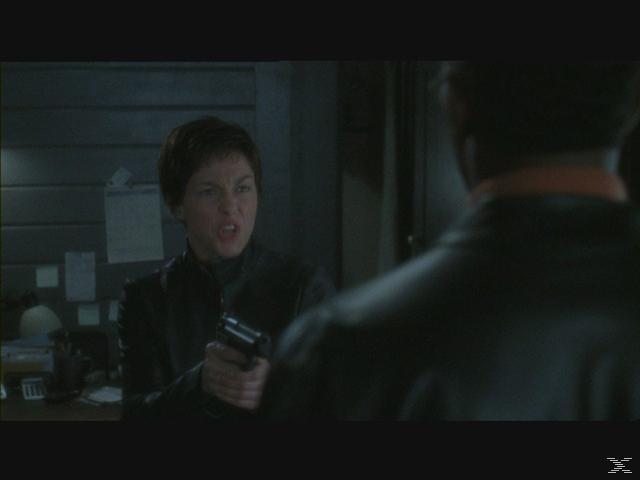 Twisted - Der erste Verdacht - (DVD)