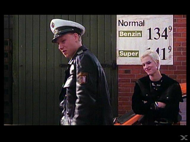 Buck Box: Frühe Filme - Sauber hintereinander wech [DVD]