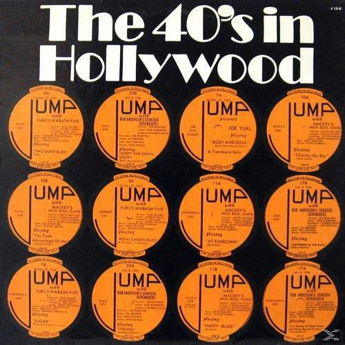 40S IN HOLLYWOOD (LP)
