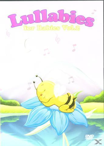 LULLABIES FOR BABIES VOL2 (DVD)