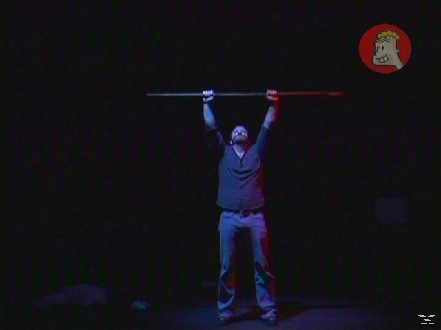 Auf den Spuren von Caveman - (DVD)