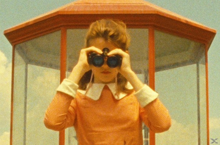 Moonrise Kingdom - (Blu-ray)