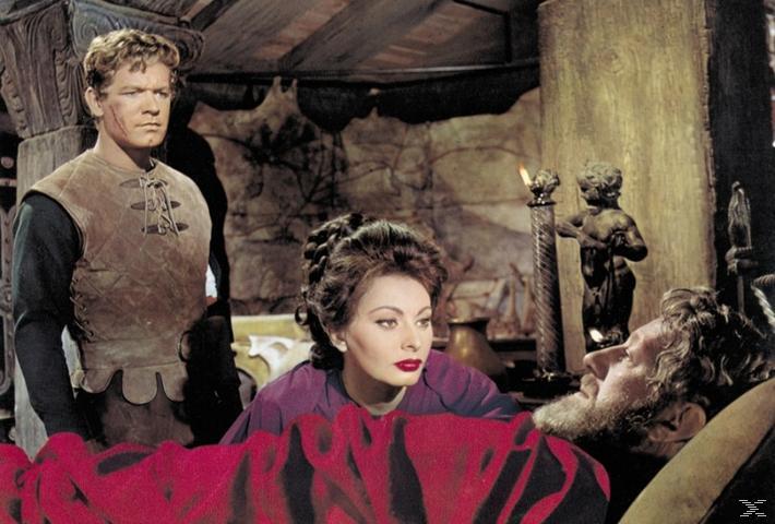 Die größten Monumentalfilme aller Zeiten [DVD]