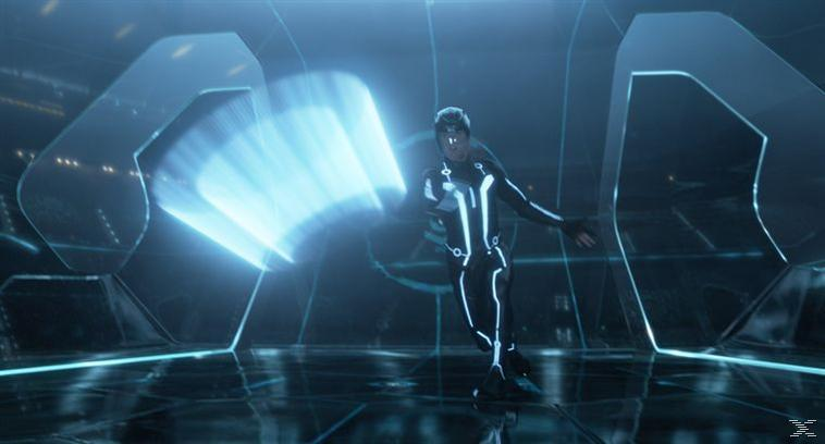 TRON: Legacy Action Blu-ray 3D