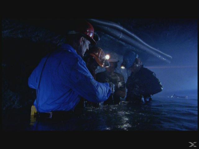 Deep Down - Tödliche Tiefe - (DVD)