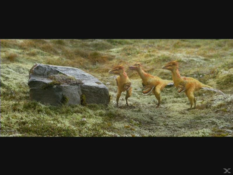 Περπατώντας με τους δεινόσαυρους Blu-ray 3D