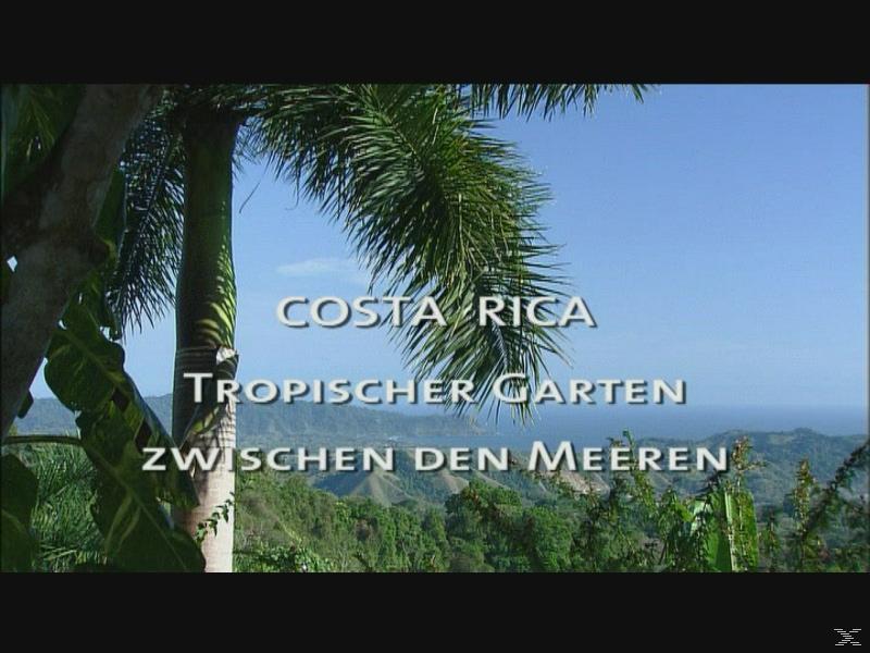 Die letzten Paradiese - Costa Rica - Tropischer Garten zwischen zwei Meeren - (DVD)
