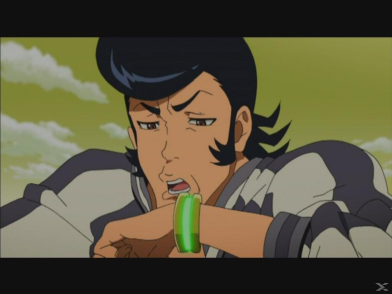 002 - SPACE DANDY - (Blu-ray)