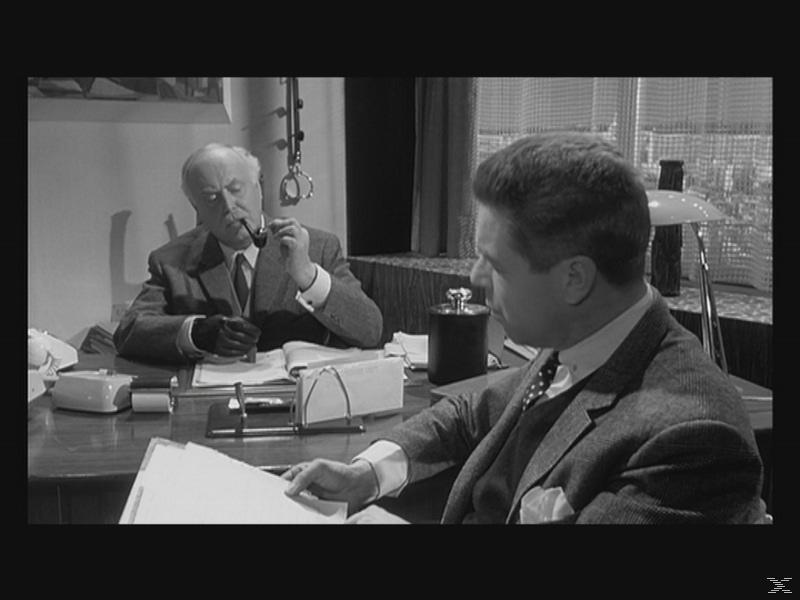 Edgar Wallace - Die Tür mit den sieben Schlössern - (DVD)