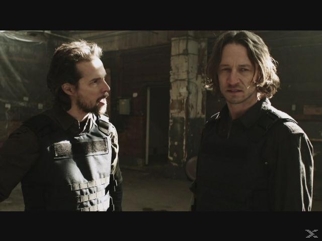Violence Of Action - Im Fadenkreuz der Gewalt - (Blu-ray)