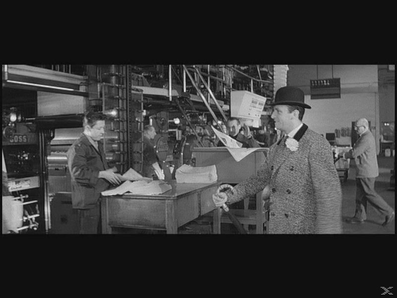 Edgar Wallace - Der Zinker - (DVD)