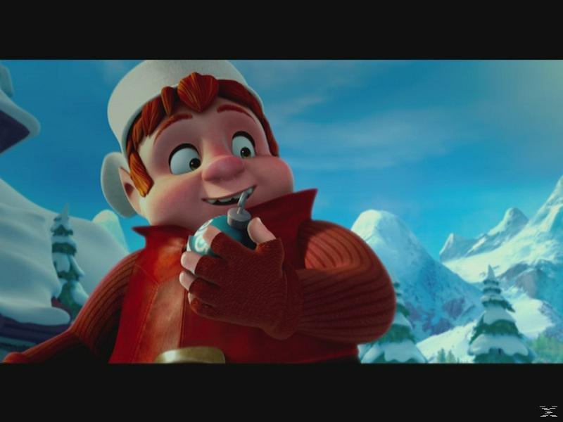 Saving Santa – Ein Elf rettet Weihnachten [DVD]