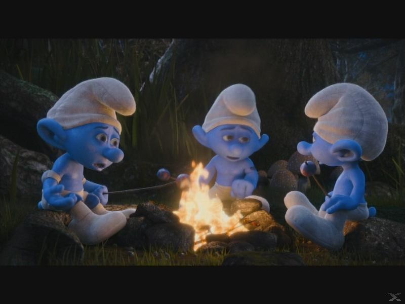 Die Schlümpfe - Smurfy Hollow - Eine schön schaurige Schlumpfgeschichte - (DVD)