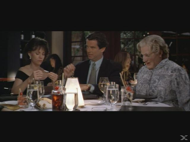 Mrs. Doubtfire - Pro 7 Blockbuster Komödie DVD