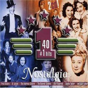 NOSTALGIE - 40 1 HITS (4CD)