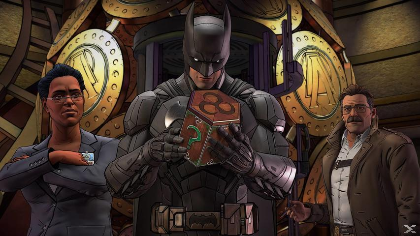 Batman – The Telltale Series: Der Feind im Inneren - PlayStation 4