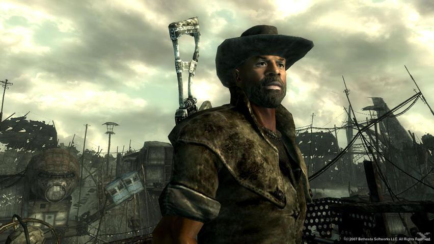 Fallout 3 & Oblivion dupla kiadás (Xbox 360)
