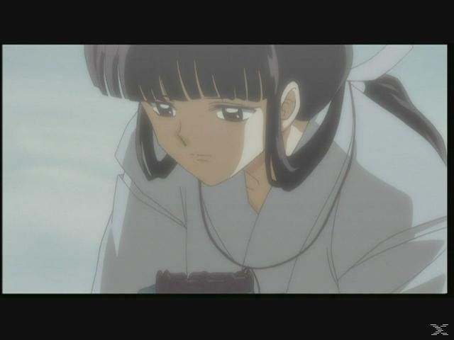 001-004 - INUYASHA - 4 FILME - (DVD)