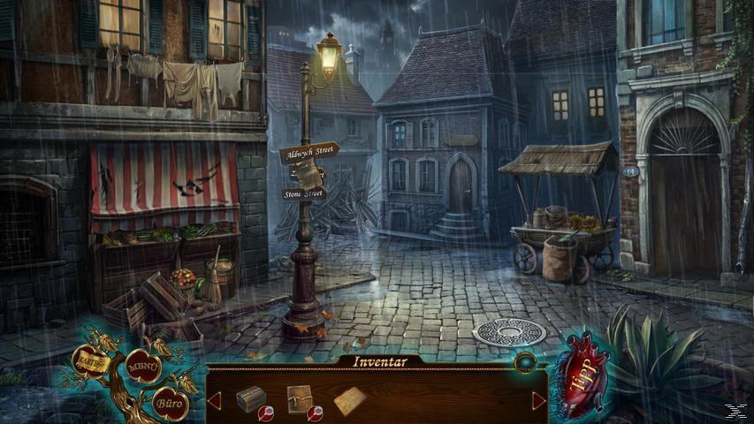 Dark Tales: Edgar Allan Poe's Das verräterische Herz - PC