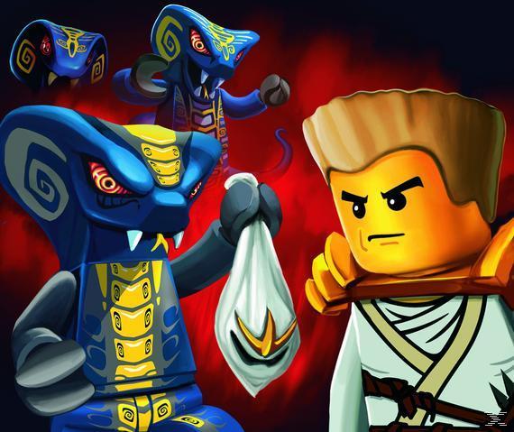 Lego Ninjago: Master of Spinjitzu - 2 [DVD]