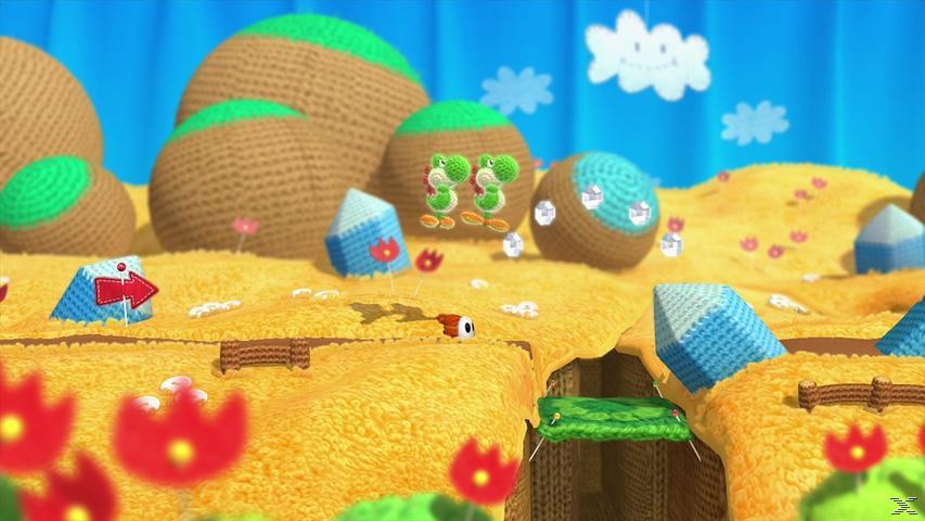 Yoshi's Woolly World - Nintendo Wii U