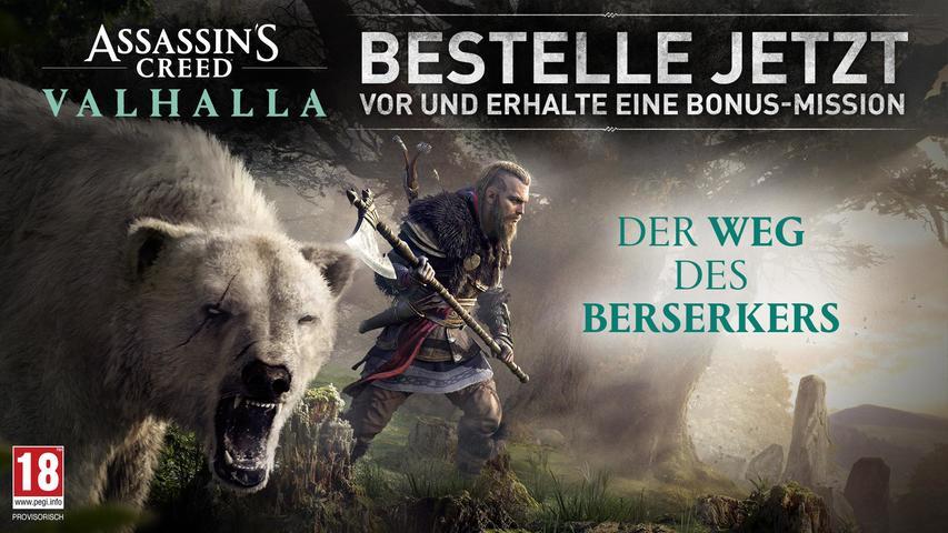Assassins Creed Valhalla PC